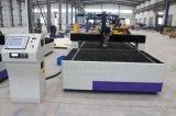 Estaca do plasma do CNC e máquina Drilling da tabela para o metal de folha