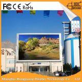 Bekanntmachen der im Freien farbenreichen Bildschirmanzeige LED-P10
