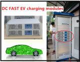 Chademo와 SAE 결합 연결관을%s 가진 태양 EV 충전소 이용된 EV 빨리 충전기