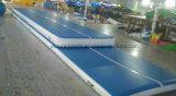 Ginástica inflável inflável material da esteira do ar das placas de água de Dwf para o treinamento