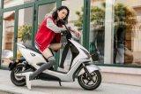 Motocicleta elétrica popular com o motor de 1200W Bosch