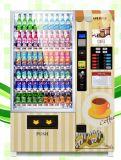 商業インスタントコーヒー及び飲料の組合せの自動販売機