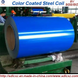 0.15mm-0.8mm Dx51d Blech-Gebäudevorgestrichener Galvalume-Stahlstahlring