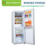 Réfrigérateur solaire de réfrigérateur d'énergie solaire de la grande capacité 138L