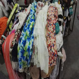 Los zapatos grandes venden al por mayor los zapatos usados de las señoras, exportación usada Kenia de las balas de los zapatos