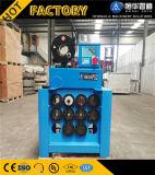 Produit en caoutchouc faisant à machines Uesd la machine sertissante P52 de boyau hydraulique portatif