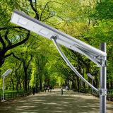 15W alle in einem integrierten LED-Solarstraßenlaterne