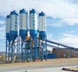 Tipo planta de procesamiento por lotes por lotes concreta de la correa de la capacidad grande de Harga para la venta