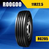 Fábrica china del neumático del carro todo el neumático radial de acero (11r22.5 12r22.5 295/80r22.5)