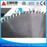 Le découpage en aluminium de machines de porte de guichet en aluminium a vu que le découpage en aluminium de profil de PVC de machines ont vu