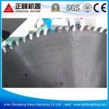 A estaca de alumínio da maquinaria da porta do indicador de alumínio considerou que a estaca de alumínio do perfil do PVC da maquinaria viu