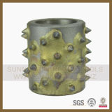 4t Diamond Bush Hammer per Granite Grinding