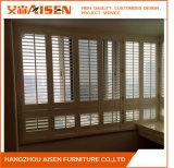 Fenster-Dekoration-Plantage-Blendenverschluß für Büro-Dekoration