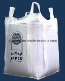 パッキング化学薬品および砂のための十分にベルトを付けられたFIBCバルク袋