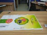 Kundenspezifische im Siebdruckverfahren herstellende Plastikbeutel für Verpackung