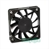 6010 24V Brushless Ventilator 60X60X10mm van de Motor Koelere Ventilator