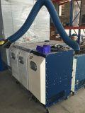 Sistema de extractor de polvo para el taller