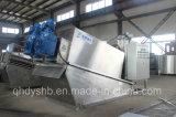 Klärschlamm-Behandlung-entwässernspindelpresse verwendet im Abwasserbehandlung-Prozess