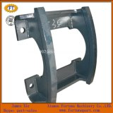 Spur-Kettenschutz für Gleiskettenfahrzeug-Exkavator-Fahrgestell-Ersatzteile