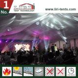 Свадьбу Шатер Палатка с Liner, Dance Floor, Столы и стулья