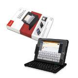 Teclado de Bluetooth para o iPad mini com carrinho Slidable do caso