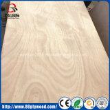 madera contrachapada comercial del álamo 4X8 para los muebles de Ministerio del Interior