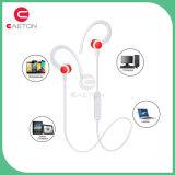 Fone de ouvido sem fio dos auriculares dos esportes dos macarronetes de Bluetooth 4.2 do auscultadores
