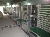 Gegalvaniseerde van de Batterij van het Gevogelte Gediplomeerde ISO SGS van de Kooi