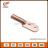 Cosse d'extrémité de câble de tube de cuivre de décollement
