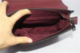 섬광 같은 술 색깔 구획 패턴 숙녀 Satchel 핸드백