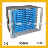 1u all'ingrosso 19 Inch Fiber Optic Patch Panel