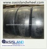 Acceso (18.00-25 L4s) que maneja el neumático