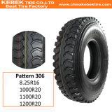 no pneu radial do caminhão da descarga rígida da fábrica do pneu da venda TBR (1200r20)