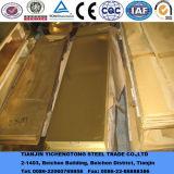 Feuille en laiton normale C27200 d'ASTM