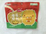 De plastic Zak van de Verpakking van de Ritssluiting voor de Noten van /Packaging van het Gedroogd fruit