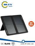Carregador Foldable portátil do telefone do painel solar
