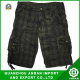 Cargo Short Pants de 100%Cotton Men para Casual Sport