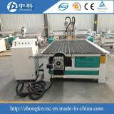 De onafhankelijke Dubbele CNC van de Assen van de Lucht van Hoofden Roterende Houten Machine van de Router
