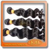 3つの等級のRemyのバージンの卸売のインドの毛の拡張