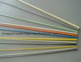 Barra de alta resistencia/Rod de Fiberglass/FRP/GRP con el aislante