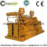 il gruppo elettrogeno del gas 500kw ha alimentato dal motore a gas del Jichai 190 serie