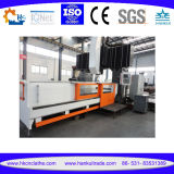 Gmc2010 Vertical Milling Machine per Plane Wings Processing
