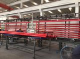 UL Pijpen van het Staal van de FM ASTM de Rode Geschilderde Gelaste met Gegroeft Eind voor Brandbestrijding