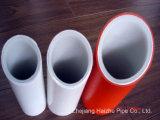 Tube composé en plastique de l'eau de pipe de tailles importantes (Pe-Al-PE, pex-Al-pex)