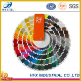 El color de PPGI cubrió la bobina de acero galvanizada