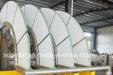 Tipo de disco de cerámica de filtro de vacío, filtro de disco de cerámica