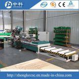 自動ツールの変更CNCのルーターの荷を下す自動ローディング