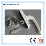 Roomeye 디자인 청각적인 절연제 플라스틱 PVC 두 배 그네 유리제 여닫이 창 Windows
