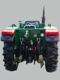 Agricultural cinese Equipment 80HP Weitai Wheeled Small Farm Tractor