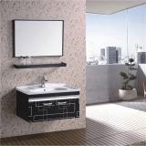 Cabinas de cuarto de baño calientes del acero inoxidable con el espejo